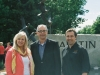 1-janelle-baglien-studio-art-direct-tualatin-mayor-lou-ogden-and-bronze-sculptor-rip-caswell-stand-in-front-of-the-1