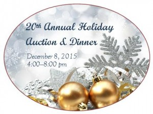 2015 Holiday Auction FINAL Logo
