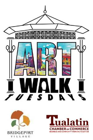 Art Walk Tuesdays