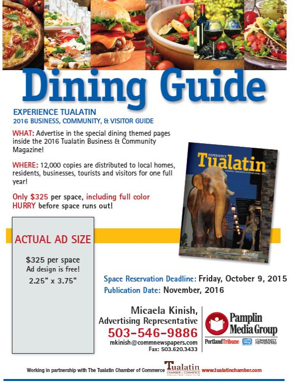 Dining Guide 2