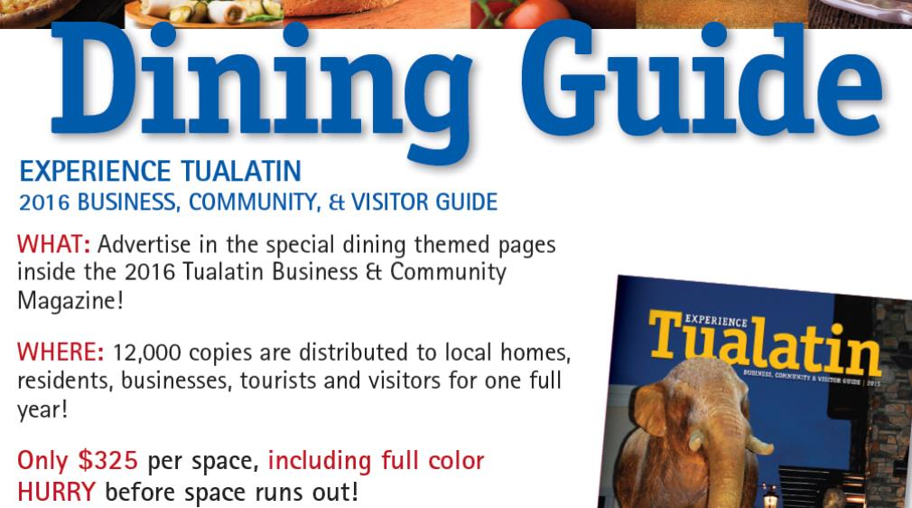 Dining Guide half ad