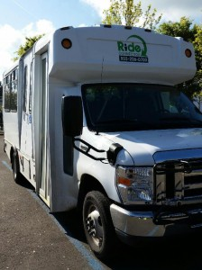 Ride Connection Shuttle